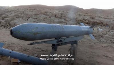 شاهد بالصور .. صواريخ الزلزال ومخازن الأسلحة في قبضة الجيش في نهم شرق صنعاء