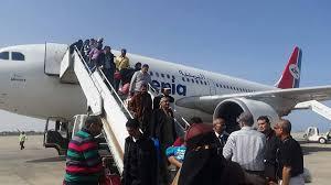 60 ألف عدد المسافرين عبر مطار عدن خلال العام 2016