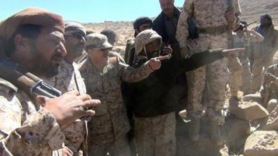 آخر مستجدات المعارك من نهم شرق صنعاء .. الجيش يسيطر على مواقع جديدة