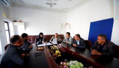 العون المباشر تدشن مشروع آمنة للطاقة الشمسية لتشغيل المراكز الصحية بمحافظة صنعاء