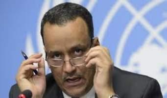 ولد الشيخ يرفض لقاء بن حبتور وهشام شرف في صنعاء