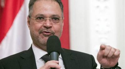 """وزير الخارجية  """" المخلافي """" يكشف عن مخالفة قام بها ولد الشيخ أثناء زيارته الأخيرة لصنعاء ويصفها بغير المقبولة"""