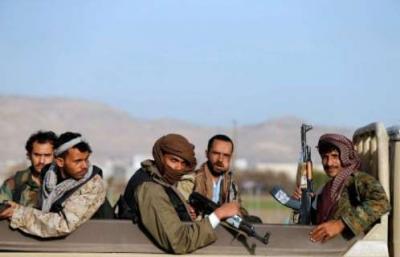 الحوثيون ينهبون ثلاث شحنات اغاثية كانت في طريقها إلى لبيضاء