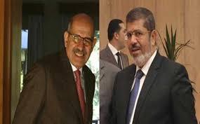 البرادعي يكشف عن تفاصيل جديدة بشأن توسطه لإخراج مرسي إلى دولة عربية أو إسلامية وعلاقته بالمؤسسة العسكرية