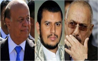 """محامي الرئيس السابق صالح """" المسوري"""" يلمح إلى خيانة الحوثيين وتعاونهم مع الرئيس هادي"""