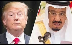 البيت الأبيض يكشف عن توصل الملك السعودي والرئيس الأمريكي ترمب إلى إتفاق بشأن سوريا واليمن