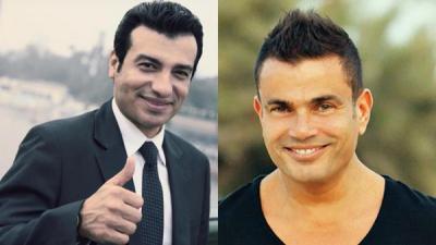 ما سبب القطيعة بين عمرو دياب وإيهاب توفيق؟