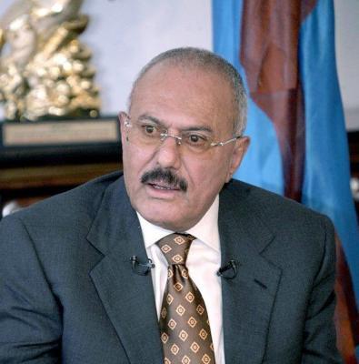 """الرئيس السابق """" صالح """" ينتقد أداء الإعلام الرسمي الذي يسيطر عليه الحوثيون ويحذر من تعارضه مع التوجه الوطني"""