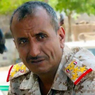 """اللواء 35 مدرع يصدر بيان بشأن محاولة اغتيال العميد """"الحمادي"""" ويكشف من يقف ورائها"""