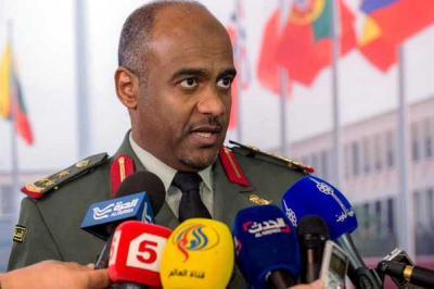 """تصريح لناطق التحالف """" أحمد عسيري"""" حول إستهداف الحوثيين للفرقاطة السعودية قبالة السواحل اليمنية ويكشف المهمة التي كانت تقوم بها"""