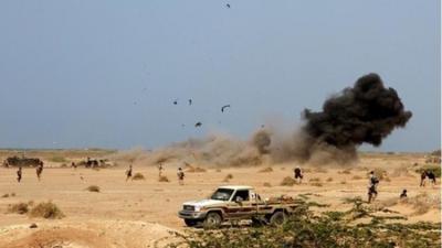 الأمم المتحدة قلقة على حياة المدنيين على ساحل اليمن