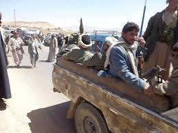 سقوط عدد من القتلى والجرحى في إشتباكات بين الحوثيين وأفراد نقطة أمنية بعمران، والحوثيون يحشدون مسلحيهم ( صور)