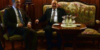 المخلافي يبحث مع نظيره الروسي تطورات الأوضاع في اليمن والأخير يجدد دعم بلاده للحكومة الشرعية