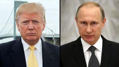 """الخارجية الروسية تكشف بعض تفاصيل مكالمة """"بوتين – ترامب"""""""