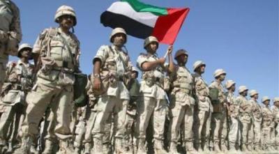 القوات المسلحة الإماراتية تعلن مقتل إثنين من جنودها أحدهما في اليمن