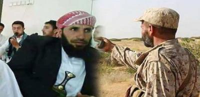 """مسلحون حوثيون يقتحمون عزاء قيادي في حزب الإصلاح  بالمحويت """" قُتل في ميدي """" ويجبرون الحاضرون على المغادرة"""