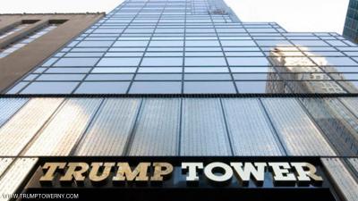 البنتاغون يسعى لاستئجار مساحة في برج ترامب الفاخر