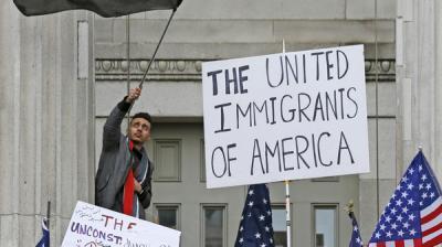 ما الرابط بين كلمات سر مواقع التواصل وتأشيرة أميركا؟