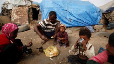 الأمم المتحدة تطلب ملياري دولار لتحاشي مجاعة في اليمن