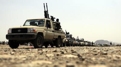 تعرّف على خارطة السيطرة والنفوذ في اليمن لكلاً من قوات الشرعية والحوثيين
