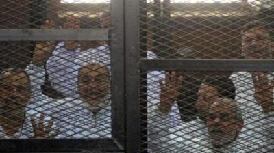 . مصر : صدور حكم بإعدام 529 من أنصار الإخوان