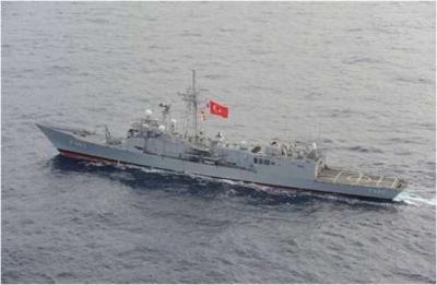 تركيا تمدد مهام قوتها البحرية في خليج عدن