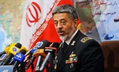 قائد البحرية الإيرانية : البحر الاحمر وباب المندب وخليج عدن من أهم قضايانا