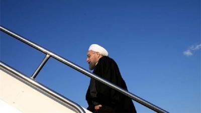 الرئيس الإيراني يقوم بجولة خليجية تشمل دولتين خليجيتين