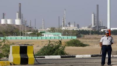 مصافي عدن اليمنية تكرر النفط الكويتي