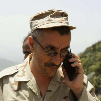 قائد مقاومة عتمة بمحافظة ذمار القيادي المؤتمري معوضة يكشف عدد قتلى الحوثيين وسبب توقف المواجهات