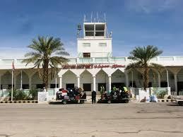 مطار سيئون يستقبل 540 من المسافرين عبر 6 رحلات جوية