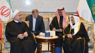 من بوابة الكويت.. الرئيس الإيراني يطرق أبواب الخليج المغلقة