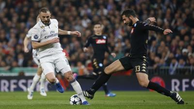 بالفيديو.. ريال مدريد يقلب الطاولة على نابولي بثلاثية