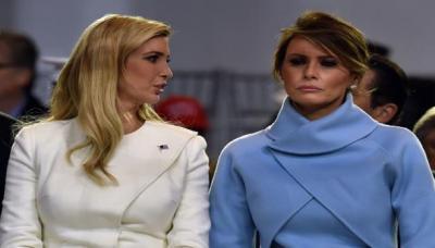 من هي السيدة الأولى في أمريكا: ميلانيا أم إيفانكا ترامب؟