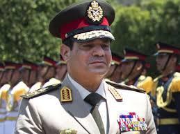 السيسي يعلن ترشحه لرئاسة مصر