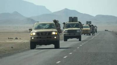 قوات الجيش والمقاومة تسيطر على جبل النار شرق المخا وتتقدم باتجاه مديرية موزع