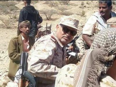 من هو اللواء الركن أحمد سيف اليافعي والذي قتل اليوم في جبهة المخا ( سيرة ذاتيه)