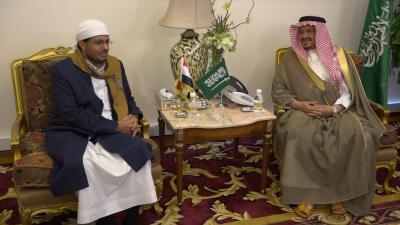 وزير الأوقاف اليمني يناقش مع نظيره السعودي ترتيبات الحج للموسم القادم