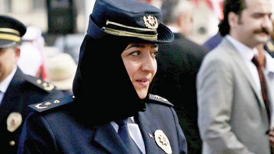 لأول مرة في تاريخ الجمهورية التركية .. الحجاب مسموح للمجندات والمنضويات في الجيش