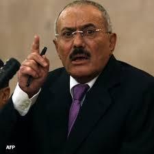 """أبرز ما قاله الرئيس السابق """" صالح """" في كلمته .. دعا التحالف إلى السلام وتوعدهم بصواريخ بعيدة المدى ووصف قيادات الشرعية بـ"""" الصعاليك"""""""