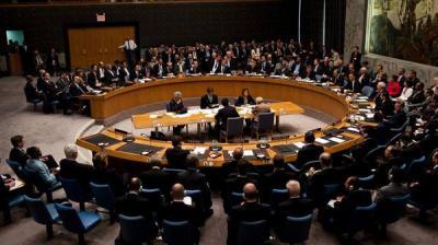 مجلس الأمن يعتمد بالإجماع قراراً يدعو لانتقال سياسي كامل باليمن