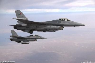 التحالف يعلن سقوط طائرة نوع f16 بالقرب من الحدود اليمنية السعودية ويكشف عن مصير قائدها