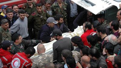 مقتل مسؤول أمني كبير في مدينة حمص السورية بتفجير إنتحاري