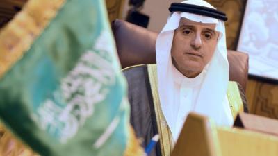 """وزير الخارجية السعودي """" الجبير """" يصل بغداد في زيارة مفاجئة هي الأولى"""