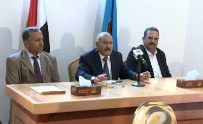 """أبرز ما قاله  """" صالح """" في كلمته .. هاجم الرئيس هادي وإتهمه بإدخال الحوثيين صنعاء وطالب بإدراج حزب الإصلاح في قوائم الإرهاب"""