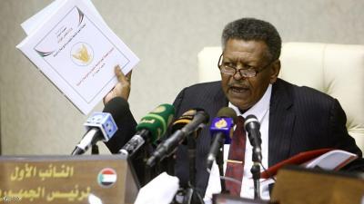 الرئيس السوداني يعين نائبه رئيسا للوزراء