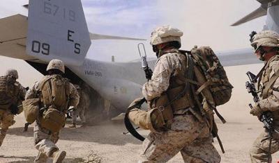 """حرب أميركية شاملة على """"قاعدة"""" اليمن: إنزال وغارات جوية"""