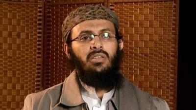 """القاعدة في اليمن : أمريكا رفضت مبادلة الشيخ """"الضرير"""" بصحفي أمريكي"""