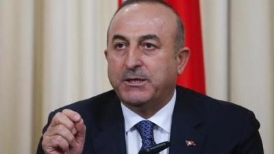 تشاوش أوغلو: أوروبا تدعم كل أنواع الإرهاب ضد تركيا