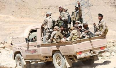 آخر مستجدات المعارك من نهم شرق صنعاء .. الجيش والمقاومة يسيطران على مواقع جديدة